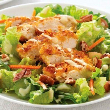 Chicken salad £3.00