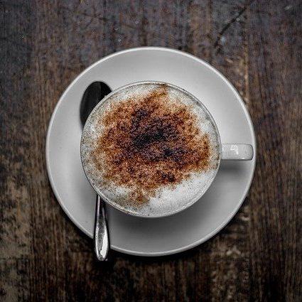 Cappuccino £2.40